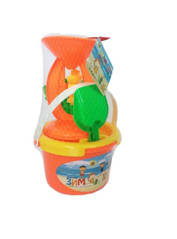 Beach set orange (011126)