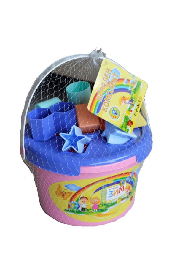 Beach basket set (011130)