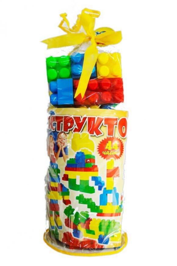 Blocks 44 pcs (011102)